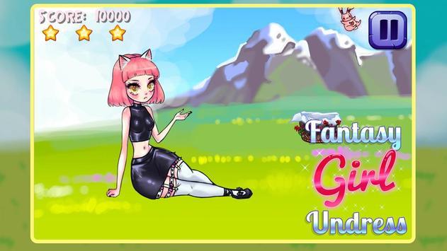 Fantasy Girl Undress apk screenshot