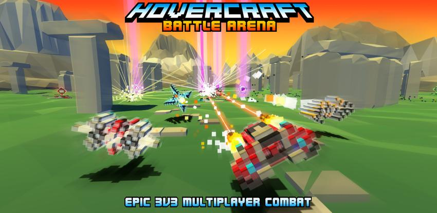 Hovercraft: Battle Arena (Unreleased) APK