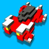 Hovercraft biểu tượng