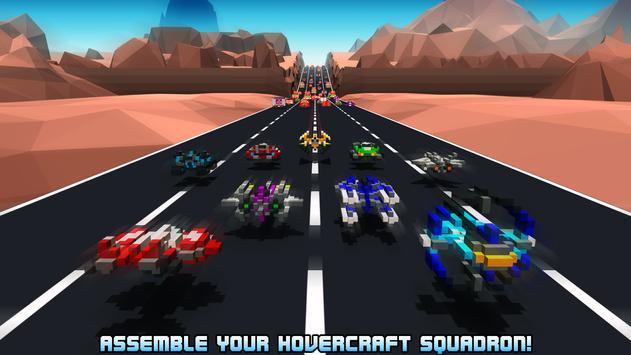 Hovercraft: Takedown captura de pantalla de la apk