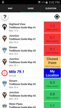 Trailblazer Walking Guides screenshot 2