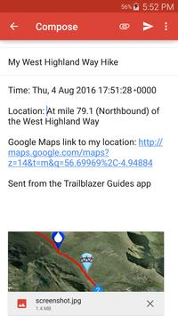 Trailblazer Walking Guides screenshot 7