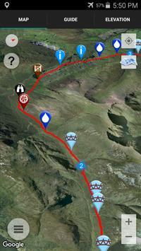 Trailblazer Walking Guides apk screenshot