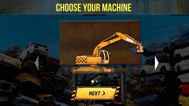 Junk Press - Car Utilization screenshot 1