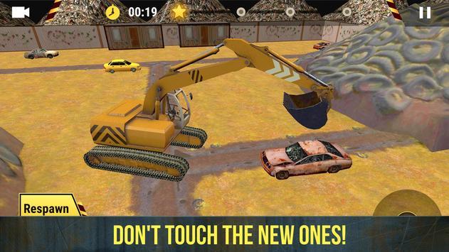 Junk Press - Car Utilization screenshot 2