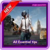 Guide For PUBG MOBILE : Tips, Tricks & Strategy icon