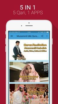 Murottal Muzammil Hasballah and Friends poster