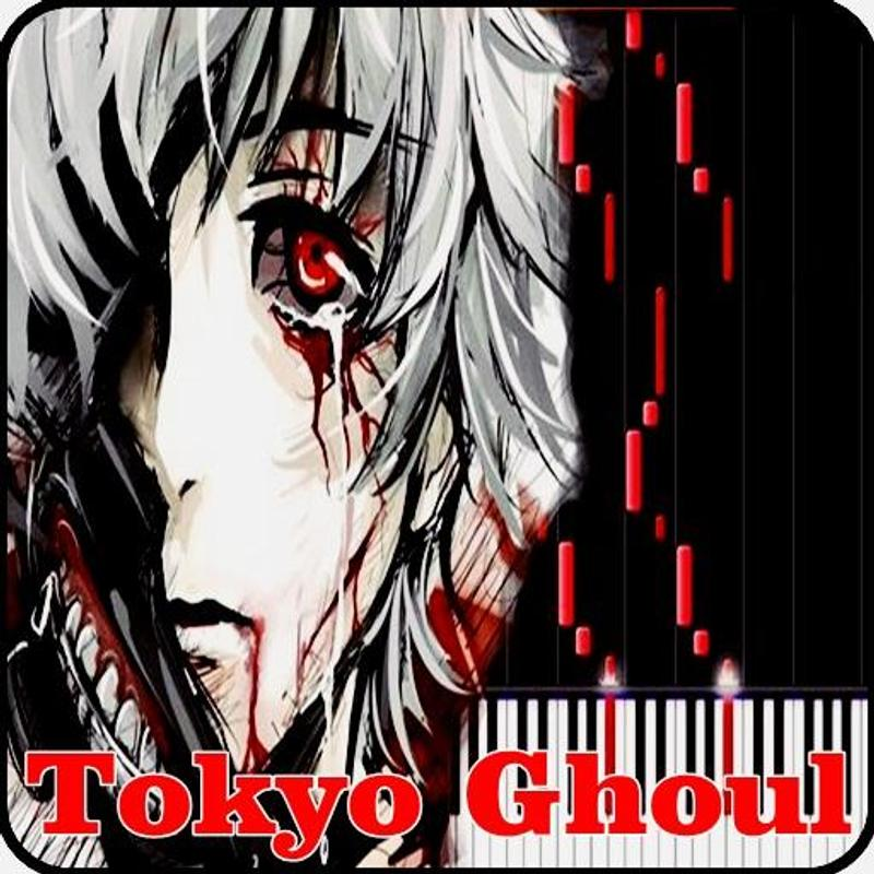 Anime Tokyo Ghoul Piano Game Plakat