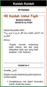 KAIDAH USHUL FIQIH screenshot 1