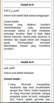 KAIDAH USHUL FIQIH screenshot 2