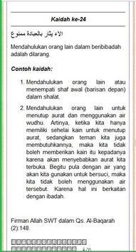 KAIDAH USHUL FIQIH screenshot 3