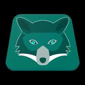 Hidden for WhatsApp icon