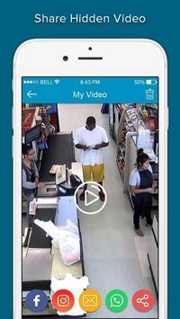 Spy Camera screenshot 11