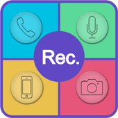 Recorder 4 in 1 icon