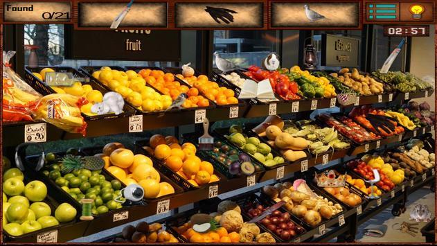 Hidden Objects Supermarket screenshot 15