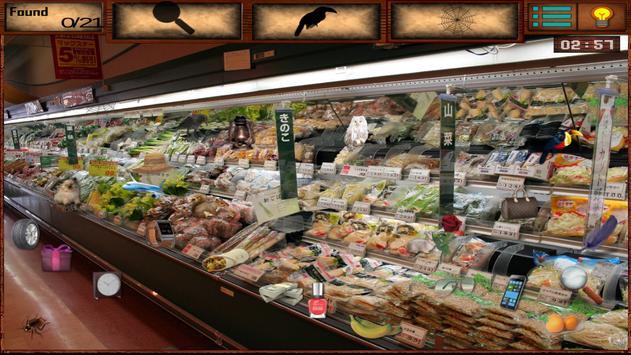 Hidden Objects Supermarket screenshot 17
