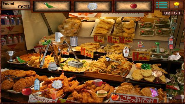 Hidden Objects Supermarket apk screenshot