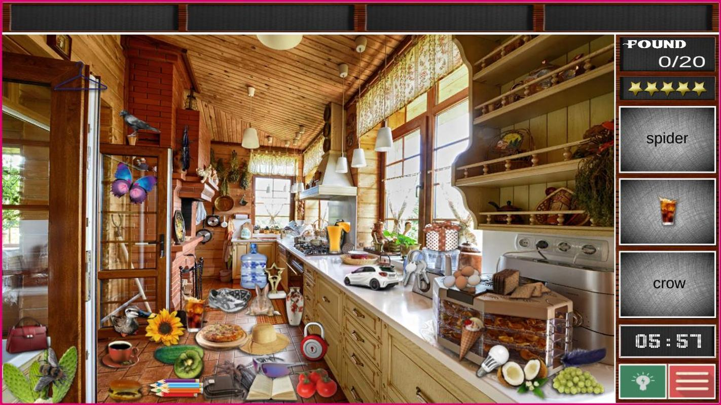 Kitchen Hidden Object Games For Android Apk Download