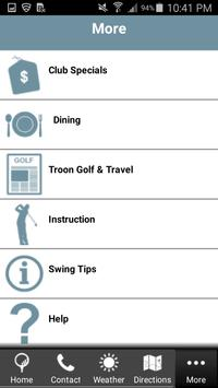Hiddenbrooke Golf Club apk screenshot