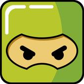 Ninja wazzap Hideen mode icon