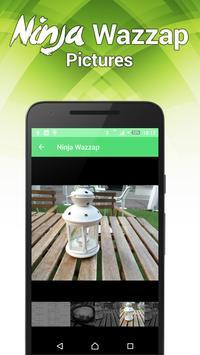 Ninja wazzap Hideen mode apk screenshot