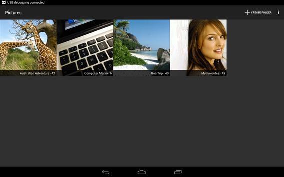 Oculte Fotos Video-Hide it Pro apk imagem de tela