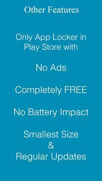 Lock App - Smart App Locker screenshot 2