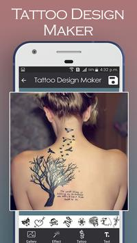 Tattoo Design Editor screenshot 2