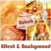 Bokeh Effect Background icon