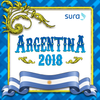 Sura Argentina 2018 biểu tượng