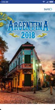 Sura Argentina 2018 poster
