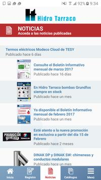 Hidro Tarraco screenshot 1