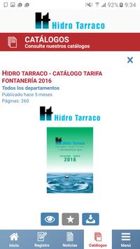 Hidro Tarraco screenshot 5
