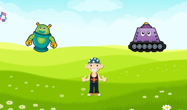 Free Puzzle Game for Kids screenshot 1