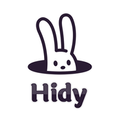 Hidy - hide photo and video icon