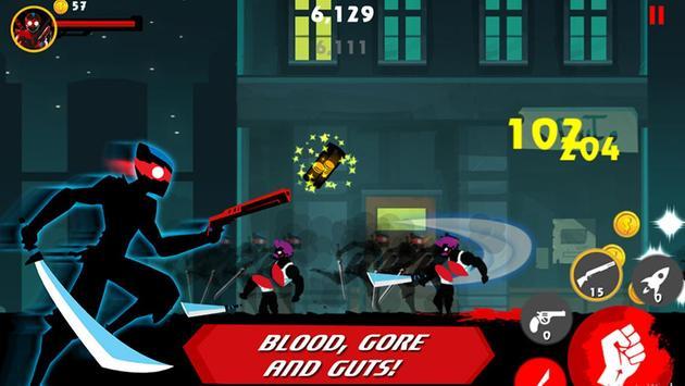 Dead Slash: Run and Gun poster