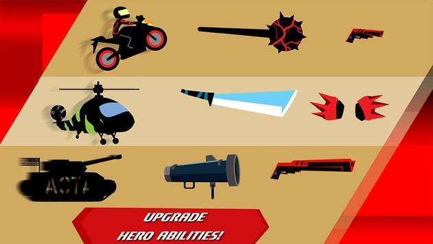 Dead Slash: Run and Gun apk screenshot