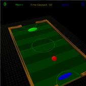 3D Air Hockey Demo icon