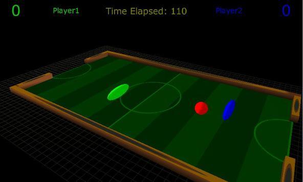 3D Air Hockey Demo apk screenshot