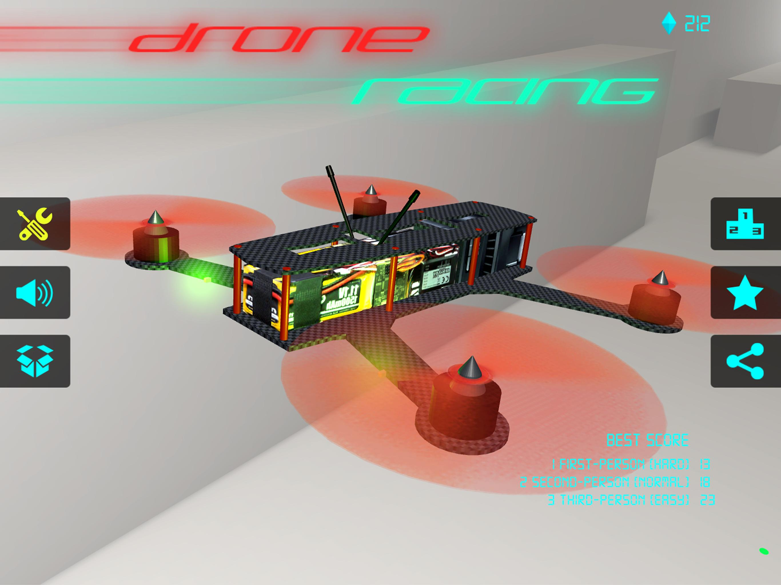 Drone Racing - Quadcopter FPV for Android - APK Download