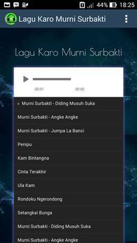Lagu Kalak Karo - Lagu Anak Karo-Tembang Lawas Mp3 screenshot 1
