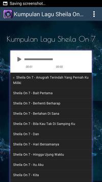 Lagu Pop - Sheila On7 - Lagu Malaysia - Lagu Anak screenshot 1