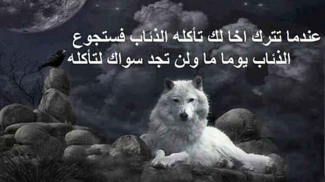 حكم و أقوال تهز الفؤاد apk screenshot