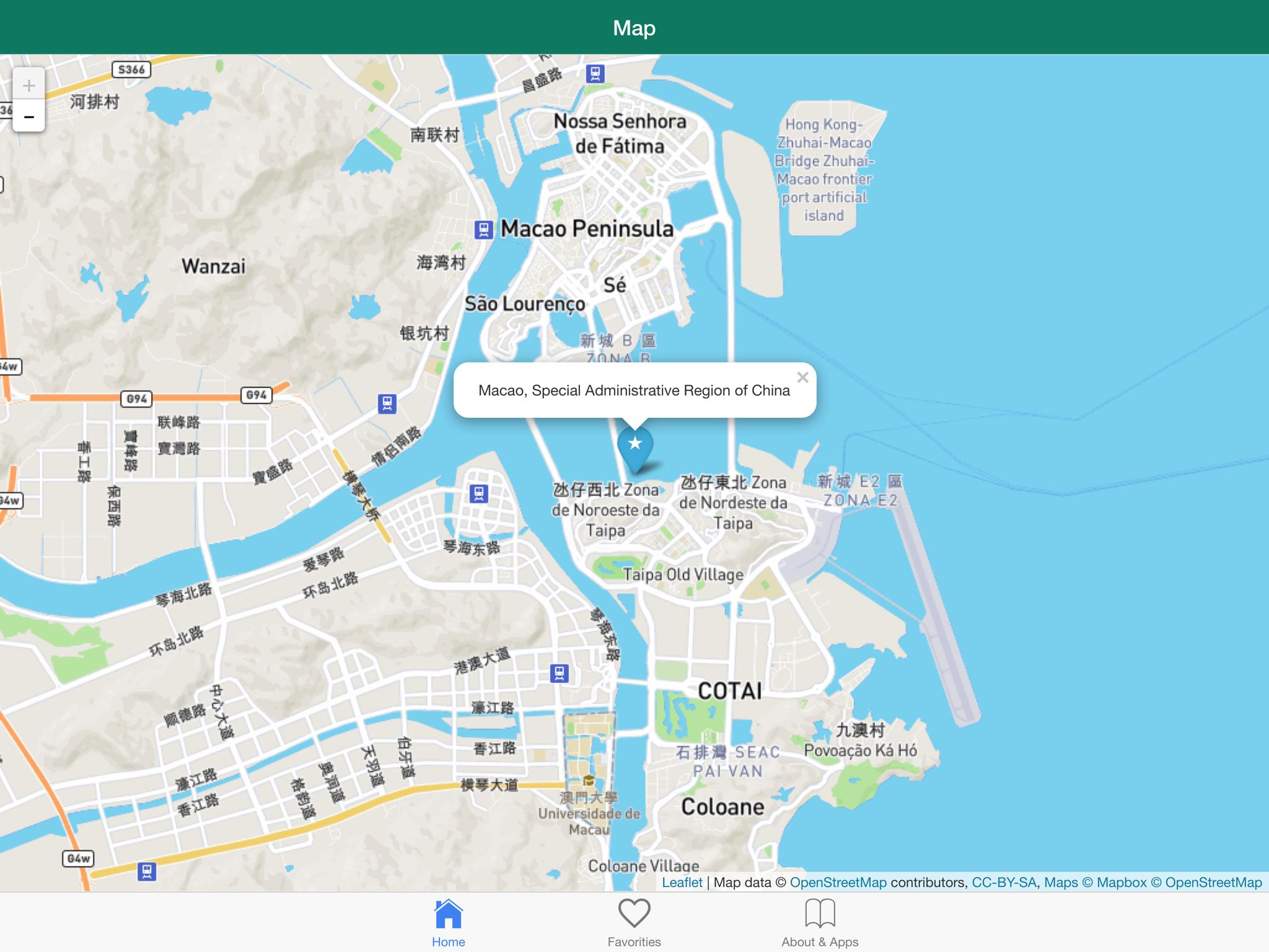 Macau Macao offline map for Android - APK Download on print maps, advertising maps, service maps, facebook maps, online interactive maps,