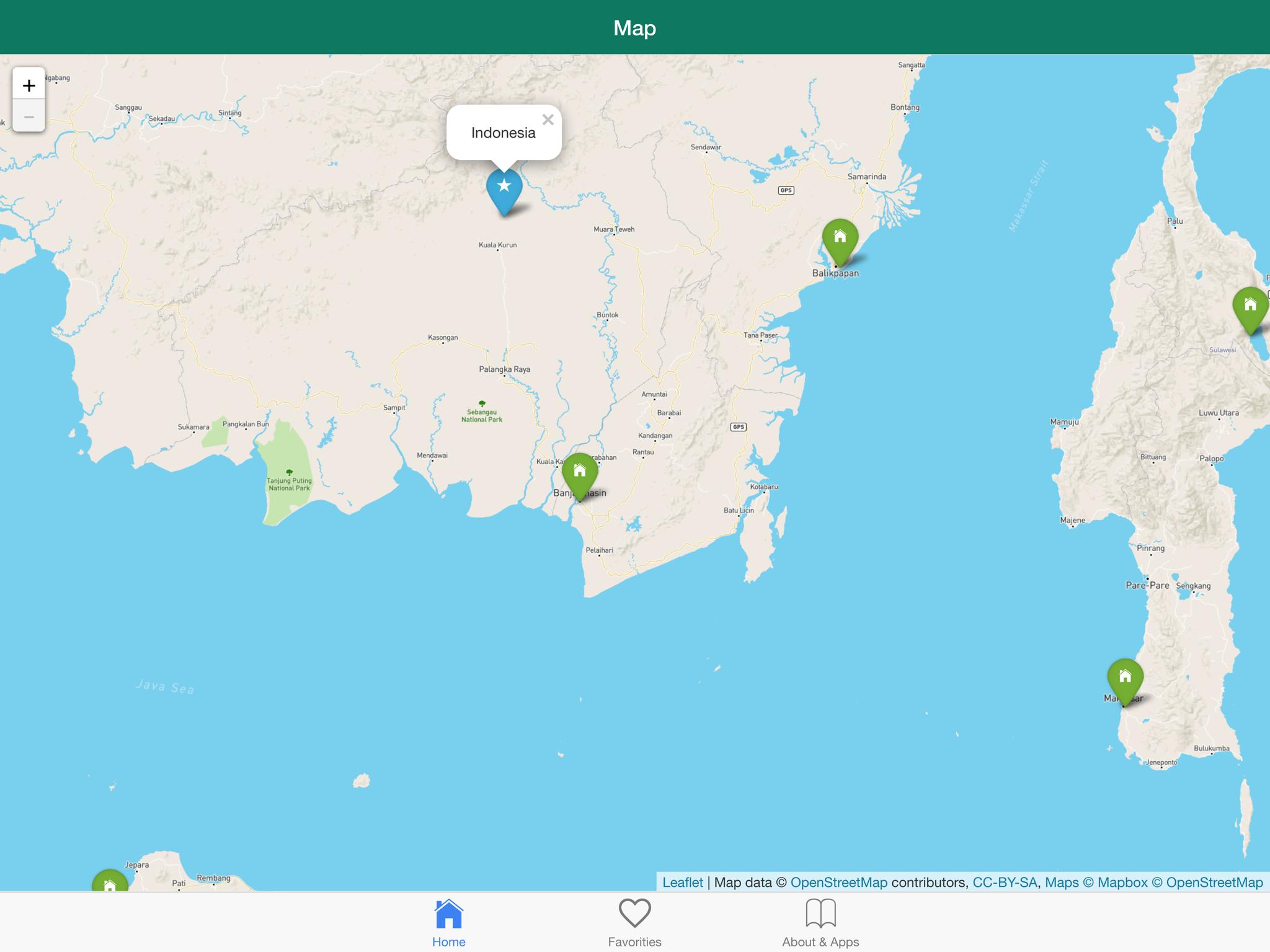 Indonesia Offline Map Indonesia offline map for Android   APK Download