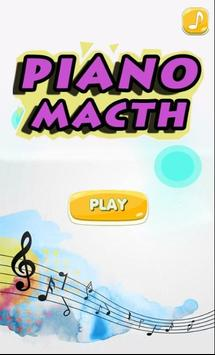Piano Tiles 3 Color Match poster