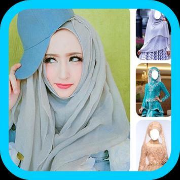 Hijab Dress Camera poster