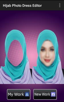 Hijab Fashion Dress Suit Photo Maker 2017 screenshot 6
