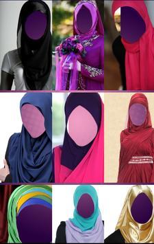 Hijab Fashion Dress Suit Photo Maker 2017 screenshot 8
