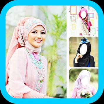 Hijab Camera Princess poster